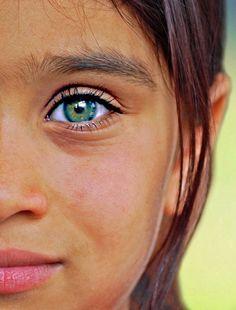 Theses eyes!!! So amazing!