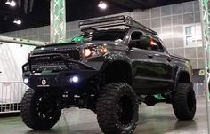 Pulido's 2014 Toyota Tundra SEMA Show Beast - Featured Truck