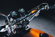The 1973 Yamaha Enduro 175. #3: