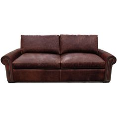 Jax 2 Leather Loveseat - American Style Collection Custom Couches, Spring Technology, Leather Loveseat, Sustainable Furniture, Back Pillow, Leather Furniture, Kids House, Seat Cushions, Love Seat