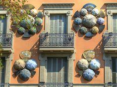 Casa dels paraigües | Flickr: Intercambio de fotos