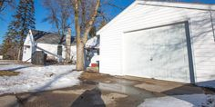 Have a place of your own for less than apartment rent with this 1 bedroom, 1 bath home in Fergus Falls. Located on a corner lot with mature trees, this home features metal siding, single detached garage and an unfinished basement waiting to be transformed.