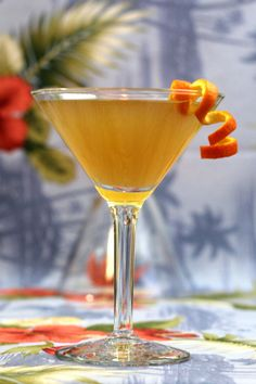 Jamaica Glow drink recipe: Jamaican Rum, Gin, Claret, Orange Juice http://mixthatdrink.com/jamaica-glow/