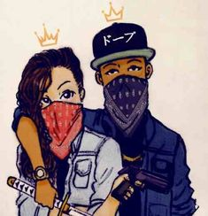 Image discovered by ♚wizzadaking♚. Find images and videos about love, art and couple on We Heart It - the app to get lost in what you love. Black Couple Art, Black Love Art, Black Girl Art, Black Couples, Black Is Beautiful, Art Girl, Cute Couples, Arte Dope, Dope Art