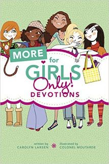Wonderful devotional for young girls!!!
