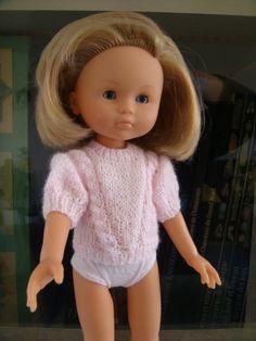 La laine Katya..Babette fait du chemin Trés agréable à tricoter pour moi qui aime mes laine fines. Un tuto..bof..quelques notes.. 32 mailles. cote 1/1 sur 4 rangs puis jersey et torsades.. 1° rang 8 mailles endroit -2 mailles envers -4 mailles endroit...