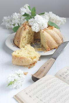 Baba drożdżowa | chilitonka Mini Cakes, Cupcake Cakes, Cupcakes, Tapas, Spring Cake, Eat Dessert First, Lany, Light Recipes, Cheesecake Recipes