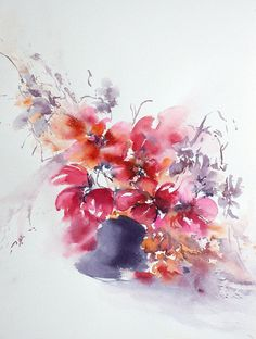 "AQUARELLE ""Aimable peinture"" © 
