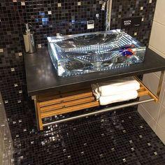 Something different by bathroomcollective #bathroomdiy #bathroomremodel #bathroomdesign
