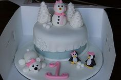 Winter Wonderland 1st Birthday