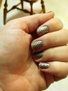Sally Hanson nail strips