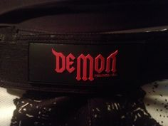 Goodbye Demon Fightwear! Hellloooo Urobach.com Awesome new gear hitting shelves ASAPs #bodyboardclothing #ohyeh :)
