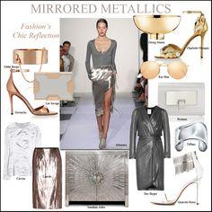 Mirrored Metallics