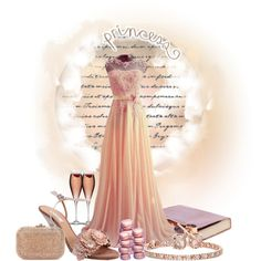 """""""Princess in Pink"""" by little-mrs-cant-be-wrong on Polyvore"""