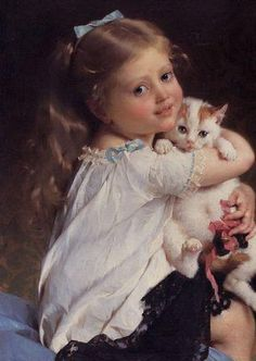 Paintings by William-Adolphe Bouguereau