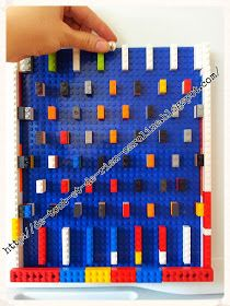 DIY Lego maze