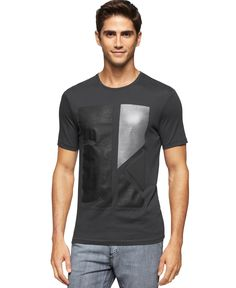 Calvin Klein Jeans Pieced Logo T-Shirt