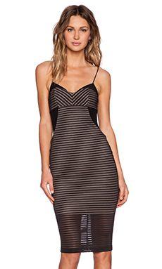 BEC&BRIDGE Xanthia Dress in Black