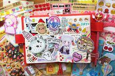 kawaii sticker stationery rainbowholic shop japan 3