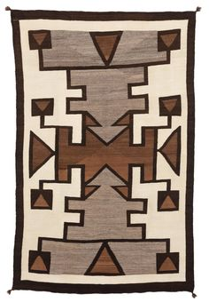 merican Indian Crystal Pictorial Rug Navajo Weaving : Historic : GHT 2233 : x Native American Blanket, Native American Rugs, Native American History, Native American Indians, Navajo Weaving, Navajo Rugs, Tribal Patterns, Textile Patterns, Egypt Tattoo