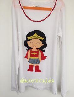 Camiseta WONDERWOMAN ... ⚡️20€