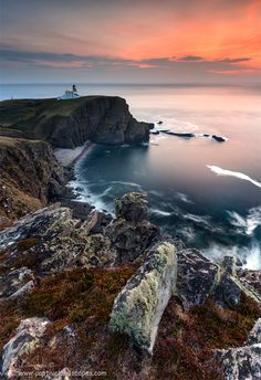 Stoer Head Lighthouse by Stephen Emerson on 500px