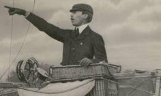 Arthur Japin virá à Flip para lançar romance sobre Santos Dumont  Autor best-seller faz do livro uma investigação sobre coração do aviador