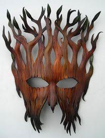 Woodland entity mask
