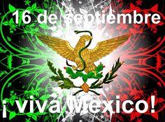 ...FELIZ DÍA DE LA INDEPENDENCIA DE MÉXICO; DESDE LO MÁS PROFUNDO DE NUESTRO CORAZÓN DIGAMOSLO CON ORGULLO QUIENES HEMOS NACIDO EN ESTE HERMOSO Y BELLO PAÍS  QUE A PESAR DE LAS ADVERSIDADES GRACIAS A ESTE DIA GOZAMOS DE LIBERTAD...  VIVA MÉXICO PARA QUIENES VIVIMOS AQUÍ Y  LOS MILLONES DE MEXICANOS QUE VIVEN EN  USA, Ó EN OTROS PAISES FELIZ DÍA DE LA INDEPENDENCÍA... ❤️ 🇲🇽MIGUEL ÁNGEL GARCÍA SANDOVAL.