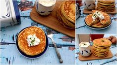 Update1 Burgonyás Palacsinta Pancakes, Breakfast, Food, Morning Coffee, Essen, Pancake, Meals, Yemek, Eten