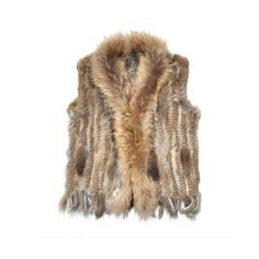 Ladies rabbit fur gilet from Oliver Brown. Possible birthday present for my better half. GBP 195. Comes in 6 colours.