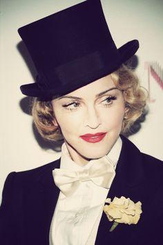 Madonna as Marlene  #brooklynfoxlingerie #madonna #marlene