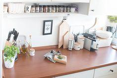 Kitchen Greens und ein kleines Küchen-Makeover