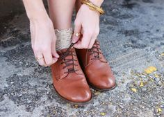 lace and Frye
