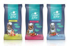Дизайн упаковки корма для животных