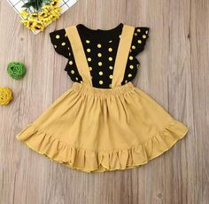 Baby Girl Dress Patterns, Baby Girl Dresses, Baby Dress, Casual Dress Outfits, Casual Summer Dresses, Summer Outfit, Dress Summer, Baby Girl Fashion, Kids Fashion