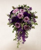 A large variety of FTD bridal bouquets for every season of the year.