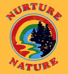 'Nurture Nature Vintage Environmentalist Design' Poster by Lexie Pitzen - Fotowand ideen Collage Mural, Photo Wall Collage, Picture Wall, Foto Fantasy, Posca Art, Plakat Design, Creation Art, Hippie Art, Hippie Vibes