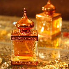 "Rare Vintage AMOUAGE ""Dia"" Eau de Toilette EDT Spray for Women in Mosque Bottle"