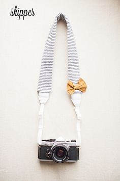 Simply Bloom Inspired Camera Strap Covers at VeryJane.com