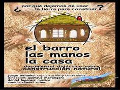 Es un documental didáctico destinado a la capacitación, mediante los contenidos y las explicaciones del constructor Jorge Belanko, en técnicas de construcción con materiales naturales.