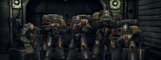 Warhammer 40K Space Wolf for Android beta begins today #W40K #SpaceWolf #Herocraft #Game #Android #Beta