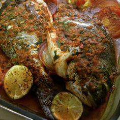 Duo de bar et daurade marinés aux épices marocaines | Somagic