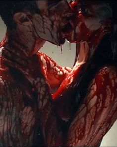 blood, gore, and love image Vampires, Alluka Zoldyck, Gore Aesthetic, Blood Art, Creepy Pictures, Bonnie Parker, The Villain, American Horror Story, Horror Stories
