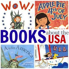 Children's books about the U.S.A.