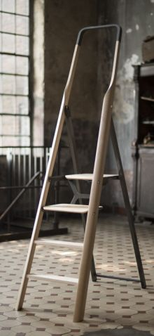 TENZING - The ladder as part of the living environment by Fritz Specht