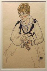 Egon Schiele, Edith Schiele