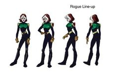 x-men evolution characters and their powers - Google Search