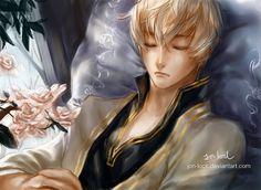 Genderbent Sleeping Beauty/............oooooooooooooooooooooooooooooooo.............. nose bleeding..... <3
