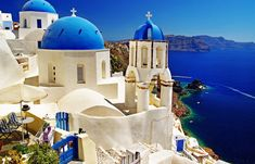"""Santorini Greece Travel Beautiful Places Take a Holiday's Tour to Beautiful Villages of Santorini Island Greece Santorini Greece Travel Beautiful Places. Santorini, officially known as """"… Destination Voyage, European Destination, Destination Wedding, Wedding Planning, Beautiful Islands, Beautiful Places, Beautiful Scenery, Amazing Places, Best Hotels In Greece"""